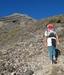 Mount Taranaki Summit Track Tramper