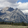Mount Woodring - Grand Tetons - Wyoming - USA