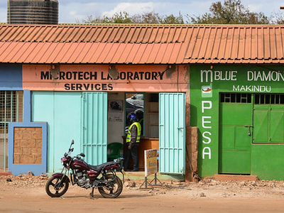 MPESA In Makindu, Kenya