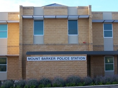 Mount Barker Police Station