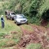 @ Mt. Elgon Dirt Roads UG & KE