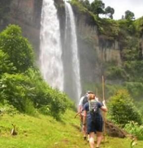Mt Elgon Trekking