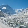 Mt. Everest From Rongbuk - Nepal Himalayas