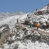Mt. Everest Near Lobuche - Nepal Himalayas
