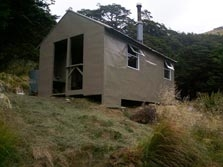 Mt Fell Hut