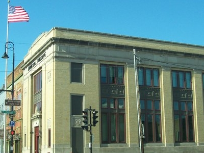 Mt Horeb Wisconsin Municipal Building