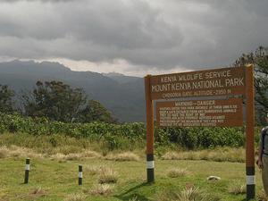 3 Days Mt. Kenya Trek