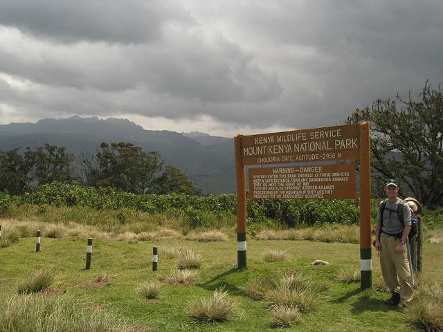 3 Days Mt. Kenya Trek Photos