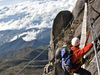 Mt Kinabalu Via Ferrata