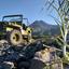 Mt Merapi And Jeeps