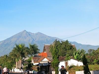 Mt Merbabu Salatiga