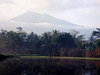 Mt Merbabu Viewed From Salatiga