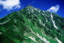 Mt. Tate From Higashi-Ichinokoshi