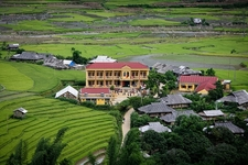 Mu Cang Chai Town Overview - Yen Bai - Vietnam