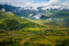 Mu Cang Chai - Yen Bai Vietnam