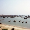 Mui Ne Harbor & Fishing Boats