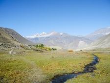 Muktinath - Jomosom - Annapurnas - Nepal