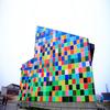Multicolor Building In Paamiut
