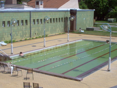 Municipal Medicinal Spa And Bathing Complex Of Csongrád - Hungar