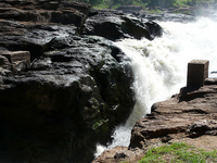 Murchison Falls National Park in Uganda