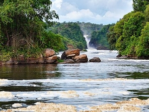 Flying Safari Uganda