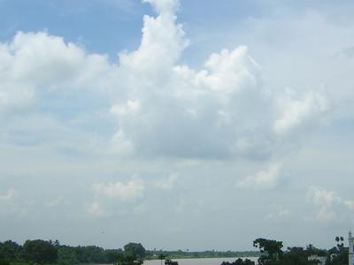 Murshidabad Papace Ground Hoogly River