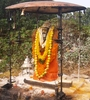 Murti Of Agasthya Muni At The Top Of Agasthyamalai