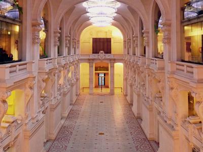 The Musée Des Arts Décoratifs