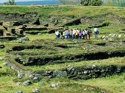 Museo Arqueologico Del Castro De Viladonga