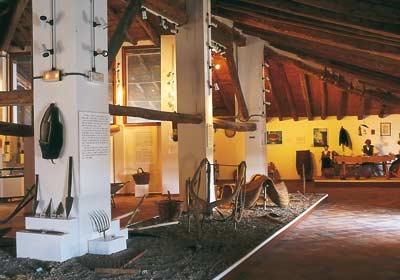 Museo Del Azafran