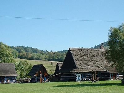 Museum Of Lemko Culture Zyndranowa Poland