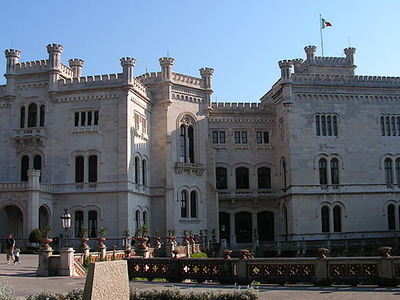 Museum Of The Castle Of Miramare