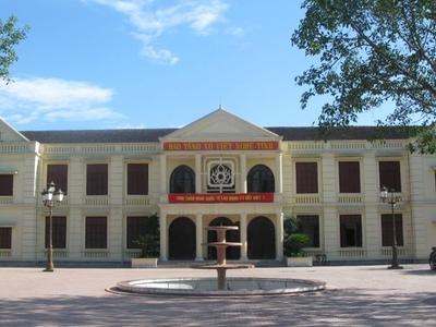 Museum Of Xo Viet Nghe Tinh