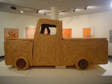 Museums & Art Galleries Of The Northern Territory Item On Display