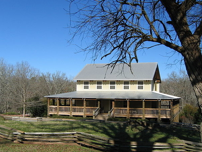 Musgrove Mill State Historic Site Tick