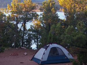 Mustang Ridge Campground
