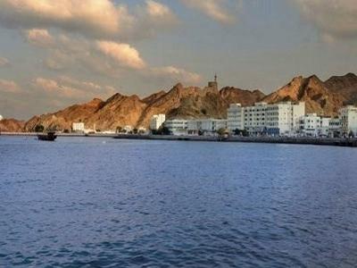 Mutrah Corniche