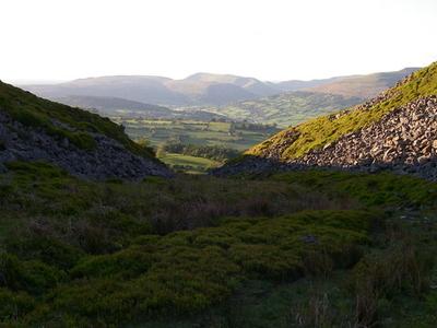 Mynydd Llangatwg