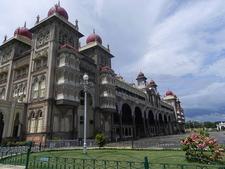 Mysore Palace Corner View