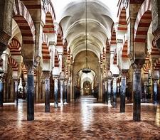 Mysterious Mezquita In Córdoba - Spain
