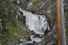 Mystic Falls - Yellowstone - USA