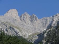 Mytikas - Mount Olympus - West Side