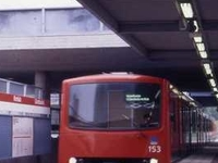 Kontula Metro Station