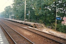 Track Of The Station
