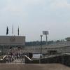 Main Entranceof C U Stadium