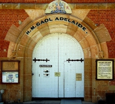 Main Entrance To The Gaol