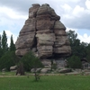 Peñón De El Cuadrado Rock Formation