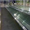 Travelators In Departure Hall