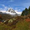 View From Maloja Pass