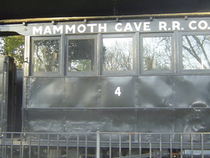 Mammoth Cave ferrocarril